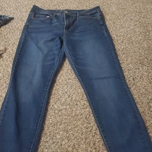Aeropostale size 12 reg skinny jeans